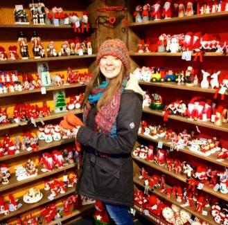 Obligatory christmas shop