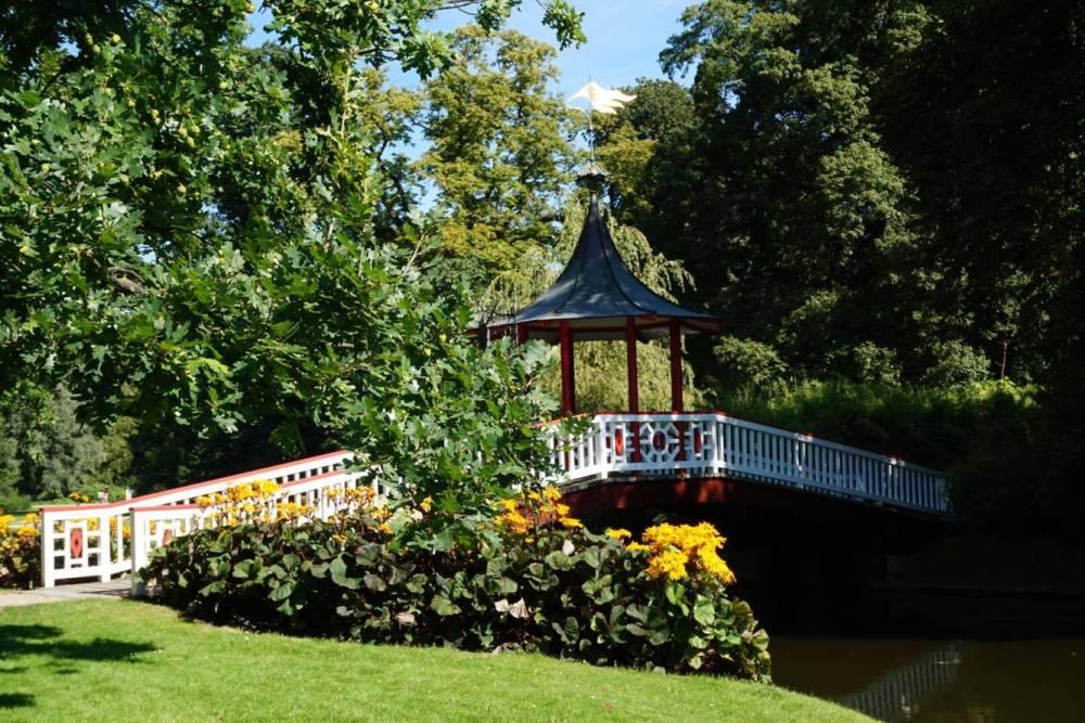 Frederiksberg Gardens, Copenhagen