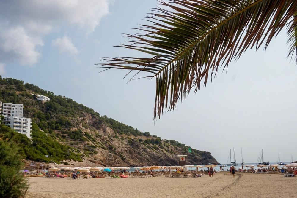 Cala Longa Ibiza beach
