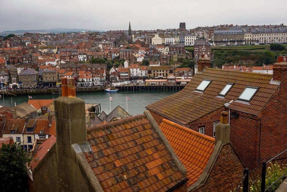 Roof tops, Whitby