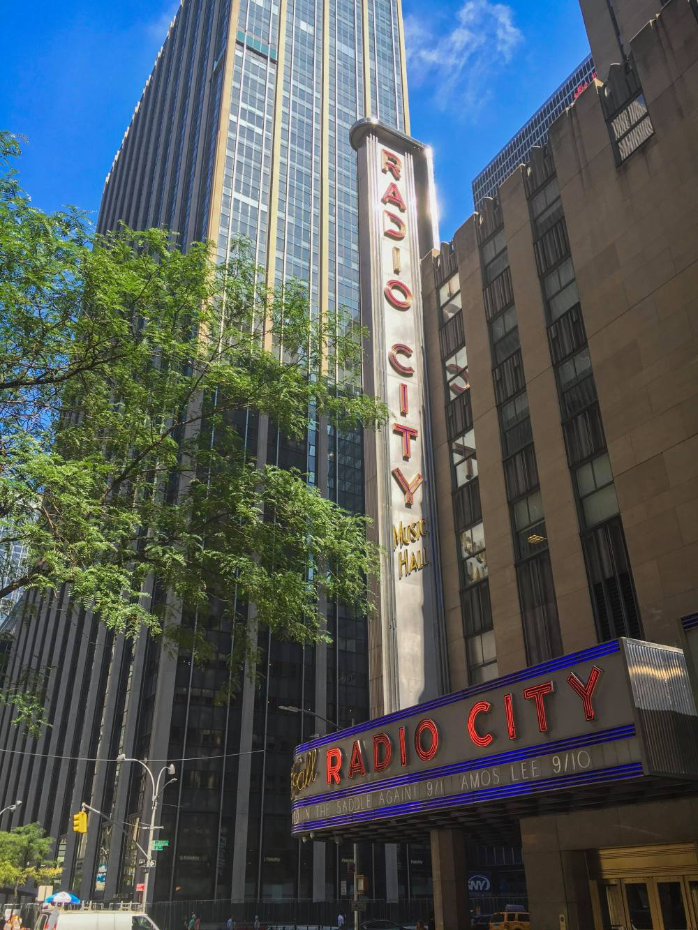 New York, Radio City